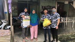 Bapera Sumsel Bagikan 150 Paket Sembako