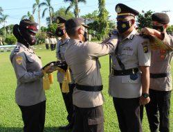 Wakapolres Ogan Ilir Dijabat Eks Kapolsek IT 1 Palembang