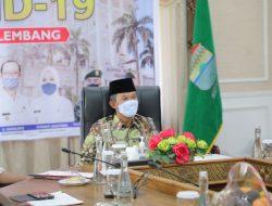 Walikota Harnojoyo: APBD Kota Palembang Tahun ini 4,1 Triliun