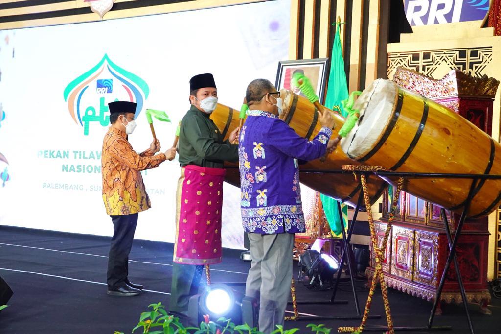 Sumsel Sukses Tuan Rumah PTQ Ke 51 Tingkat Nasional