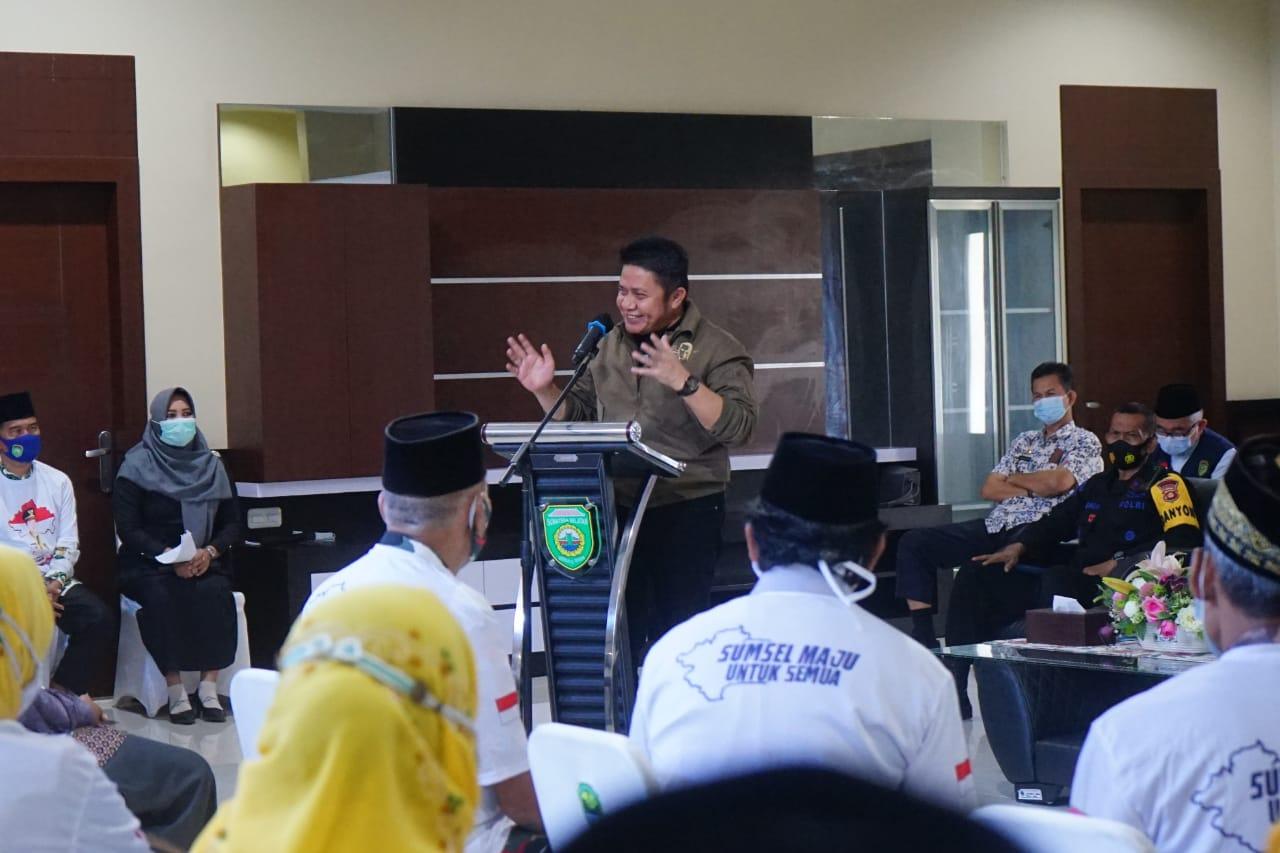 Silaturahmi Dengan Tokoh Agama dan Masyarakat Kabupaten PALI