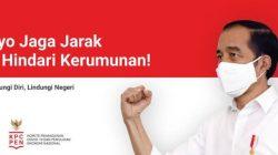 Jokowi Instruksikan Kepala Daerah Tegas Larang Warga Mudik