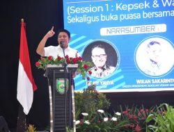 Herman Deru Berbagi Kiat Sukses untuk Kepsek di Sumsel
