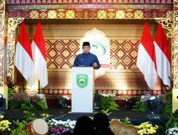 PTQ 51 Tingkat Nasional Resmi Ditutup Gubernur Herman Deru