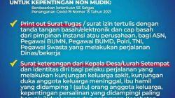 Herman Deru: Petugas Pos Jaga Harus Jeli Bedakan Mudik dan Non Mudik