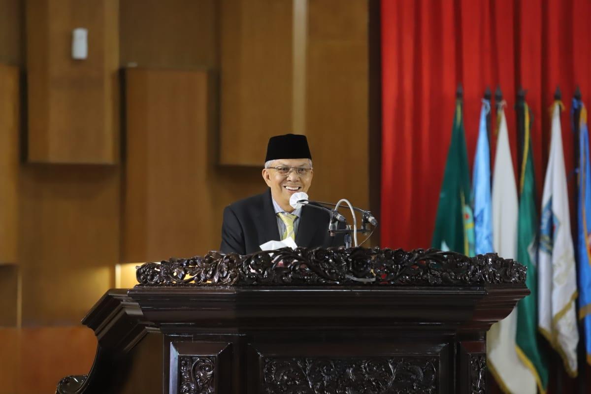 Wakil Gubernur Sumsel H Mawardi Yahya menyampaikan penjelasan terhadap 9 Rancangan Peraturan Daerah, Pada Rapat Paripurna XXX (30) Dewan Perwakilan Rakyat Daerah (DPRD) Provinsi Sumsel.