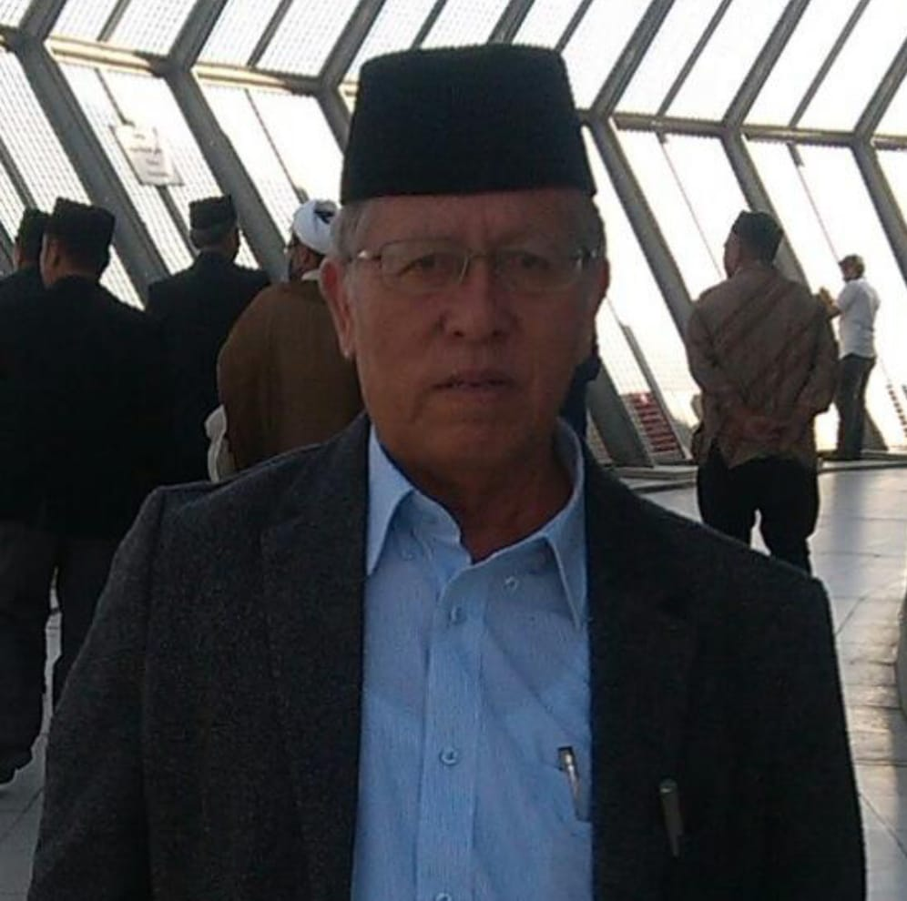 Ketua Umum Dewan Pimpinan MUI Sumsel Provinsi Sumsel Prof Dr KH Aflatun Muchtar MA
