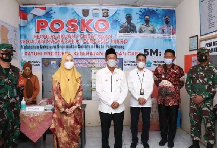 Pemerintah Kota Palembang memperpanjang pemberlakuan pembatasan kegiatan masyarakat (PPKM) mikro hingga 31 Mei 2021. PPKM sebelumnya telah berakhir pada 17 Mei.