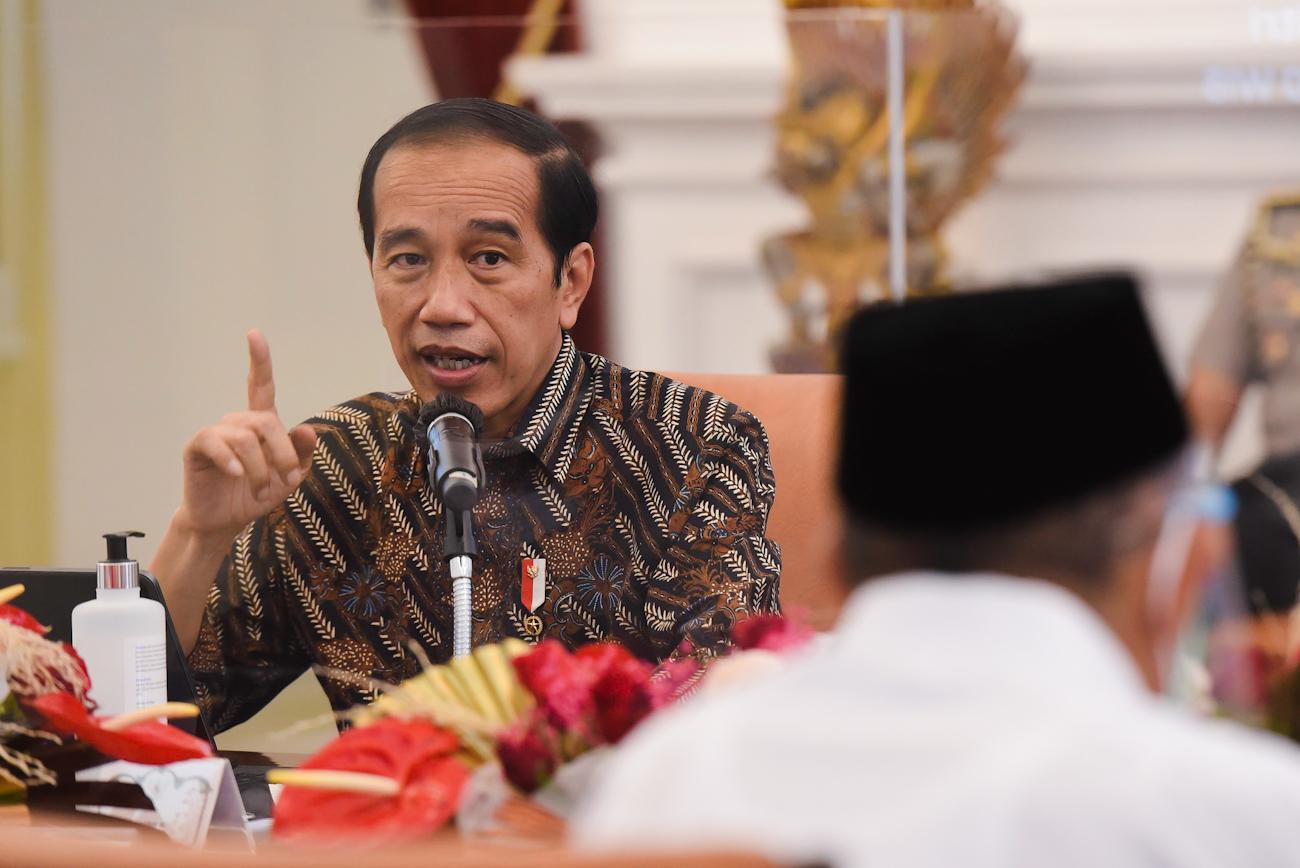 Presiden Joko Widodo (Foto: Dokumentasi Humas Setkab)