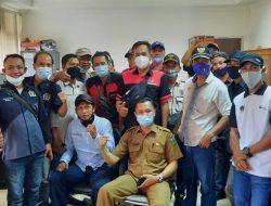 Dipertanyakan!! Timsus PJ Bupati Muara Enim Ngantor di ULP