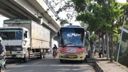 Untuk menggantikan armada layanan teman bus berbahan bakar minyak secara bertahap pada 2023, PT Trans Musi Palembang Jaya (TMPJ) akan mengoperasikan bus bertenaga listrik.