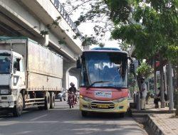 Bus Transmusi Listrik Akan Beroperasi di 2023