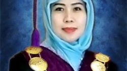 Rektor Universitas Bina Darma Palembang Dr Sunda Ariana MPd MM