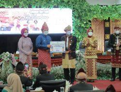 Dirgahayu Palembang ke 1338, Herman Deru Hadiahi Bangub Rp123 Miliar