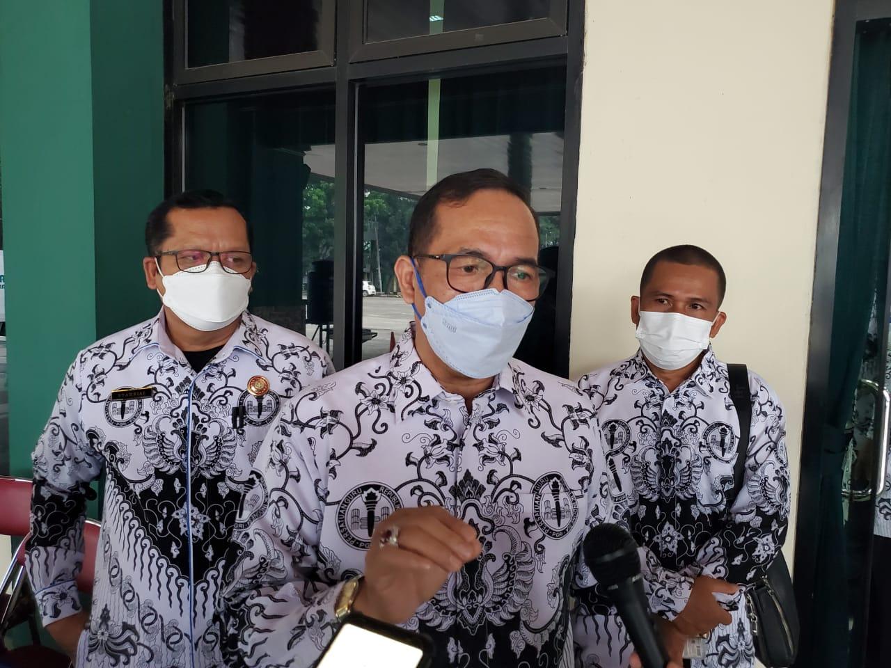 Kepala Dinas Pendidikan (Kadisdik) Kota Palembang, Ahmad Zulinto