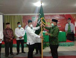 Muhammad Candra Terpilih Secara Aklamasi Nahkodai PKB Muaraenim