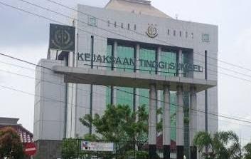Kantor Kejaksaan Tinggi Sumatera Selatan