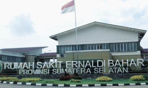 Rumah Sakit Ernaldi Bahar Provinsi Sumatera Selatan