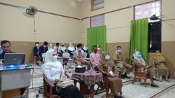 SMP Negeri 1 Palembang Gelar Perpisahan Secara Virtual