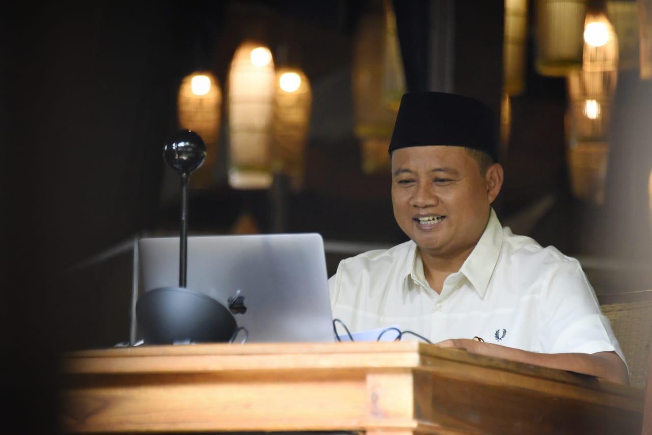 Wakil Gubernur Jawa Barat, Uu Ruzhanul Ulum