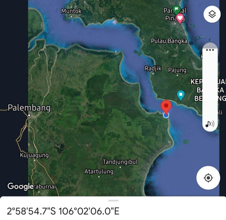 Hingga hari ini petugas Ditpolairud Babel bersama Polda Sumsel masih melakukan pengejaran dan penyisiran di kawasan hutan Bakau wilayah Kabuapten OKI dekat perairan Pulau Maspari