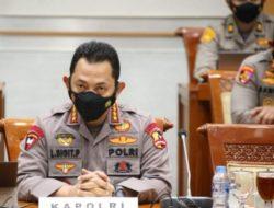 Kapolri Ungkap Lima Klaster COVID-19 di Jakarta