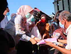 Fitri Bersama Baznas Kunjungi Rumah Reyot di Tuan Kentang