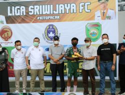 Wagub Tutup Turnamen Sepakbola U14 dan Women Sriwijaya FC Championship