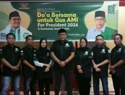 Harya Pratystha: Selamat kepada Sutami Ismail Kembali Nahkodai PKB Palembang