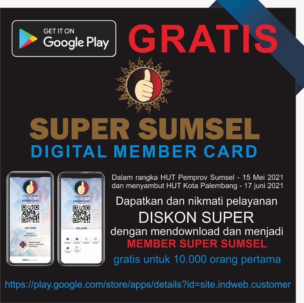 Aplikasi Super Sumsel