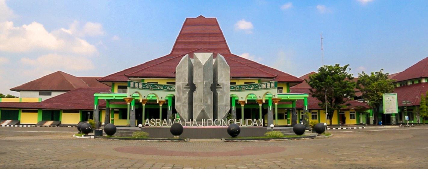 RS Darurat COVID-19 Asrama Haji Donohudan (sumber foto: jatengprov.go.id)