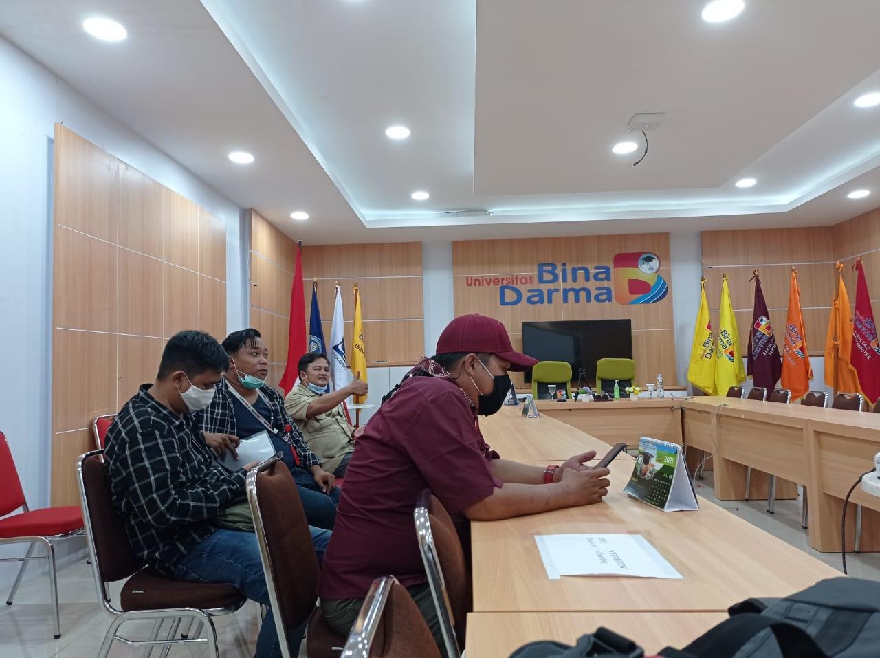 """Pasca Sarjana Universitas Bidar """"Diserbu"""" Wartawan!!"""