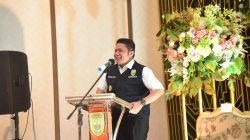 Gubernur Sumsel H Herman Deru menjadi Keynote Speaker dalam FGD yang digelar FKPB