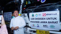 Herman Deru Mudahkan Warga Luar Palembang untuk Dapatkan Oksigen Gratis