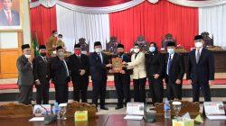 Gubernur Bersama Ketua DPRD Sumsel Setujui Pembentukan CDP Kikim Area