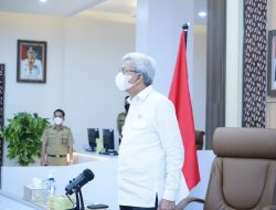 Wagub Hadiri Rakorbangnas BMKG Kawal Indonesia Tangguh Indonesia Tumbuh