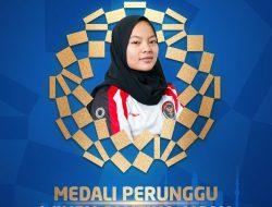 Windy Cantika Aisah Persembahkan Medali Pertama di Olimpiade Tokyo