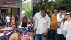 Penyembelihan Kurban Ormas Projo Dihadiri PJ Bupati Muaraenim