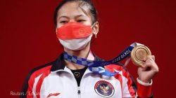 Lifter Windy Cantika Aisah Raih Perunggu, Jokowi Ucapkan Selamat