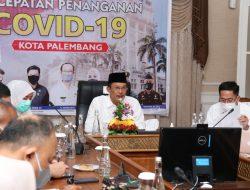 Pemkot Palembang Perketat PPKM Mikro dari 9 Hingga 20 Juli