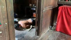 Hendra (52), Warga Jalan Tembok Baru Kelurahan 9/10 Ulu Kecamatan Jakabaring tewas tengkurap, mayat berjenis kelamin laki laki ini ditemukan warga meninggal dengan keadaan tengkurap, sekira pukul 10.30, Jumat (9/7/2021).