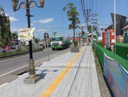 PT Bukit Asam Kembangkan Pedestrian di Tanjung Enim