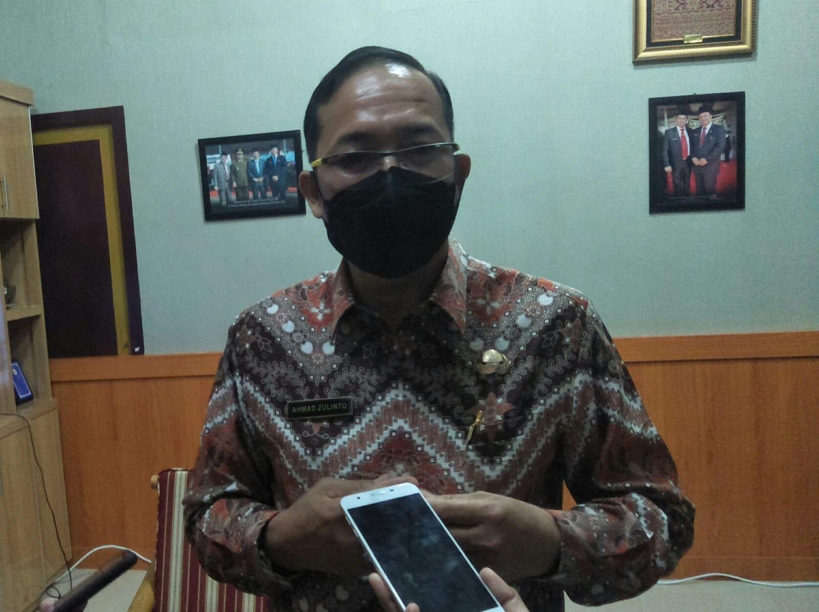 Ketua PGRI Sumsel Ahmad Zulinto
