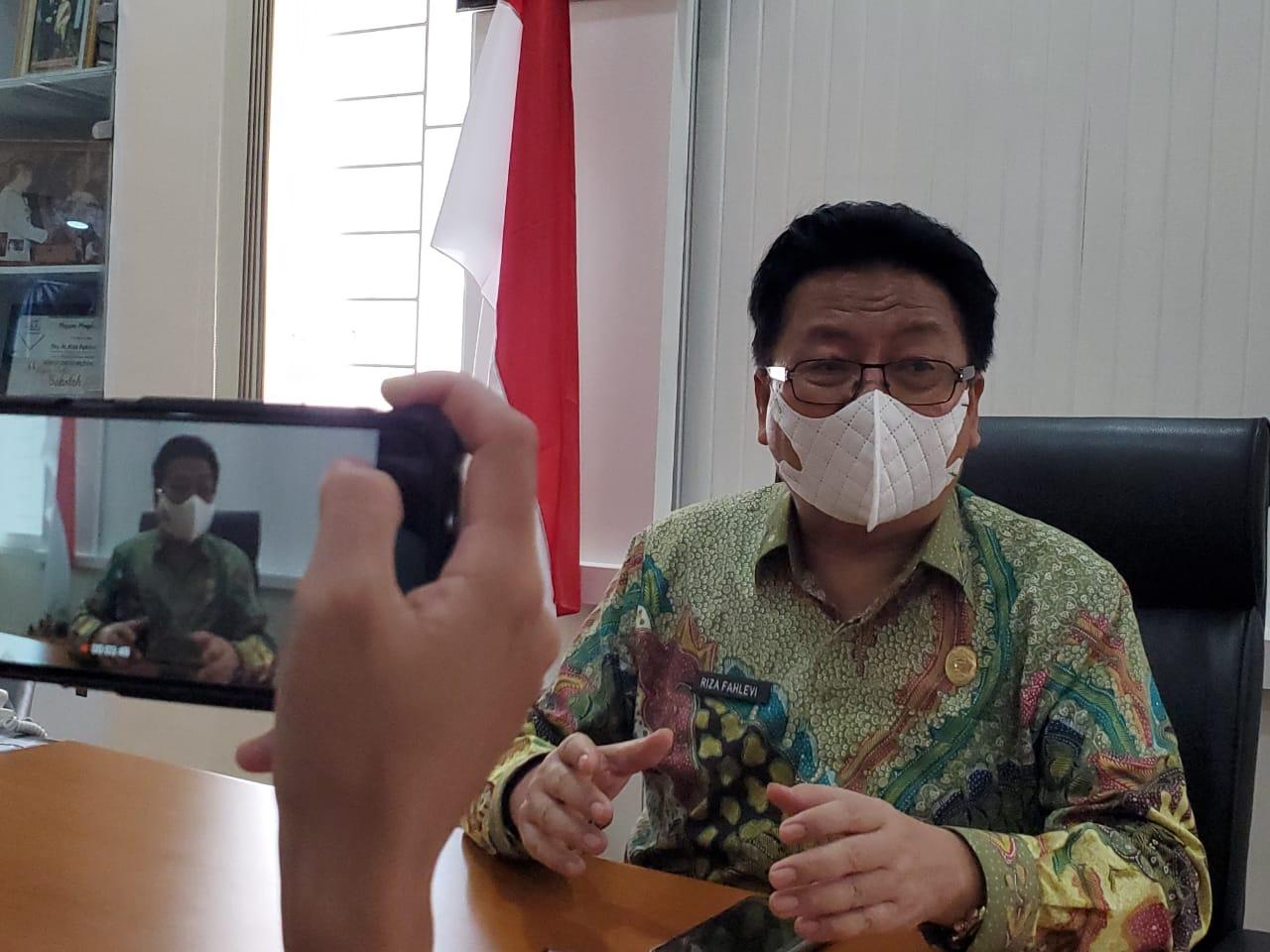 Kepala Dinas Pendidikan Nasional Provinsi Sumatera Selatan, Drs Riza Fahlevi MM