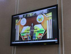 Pemkot Palembang Raih Penghargaan KLA dari Kementerian PPPA
