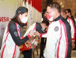 Menpora Sambut Para Atlet Peraih Medali Olimpiade Tokyo