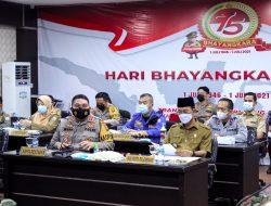 PPKM Level IV Masih Belenggu Palembang Hingga 23 Agustus