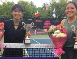 Jessy Rompies/Peangtarn Plipuech, Juara WTA 125 Concord