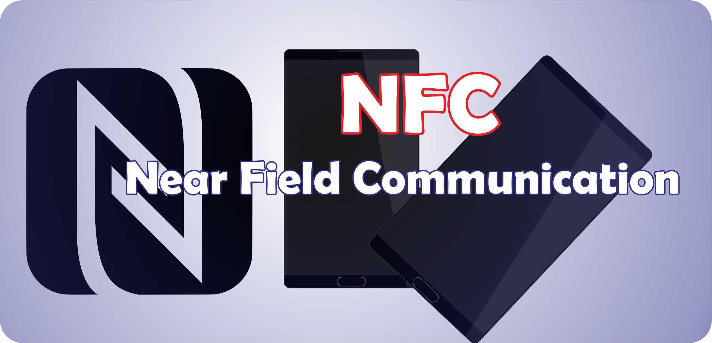 Ilustrasi NFC-Wideazone