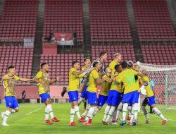 Brasil dan Spanyol Melenggang ke Final Olimpiade